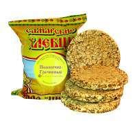 Хлебцы Самарские Пшенично-гречневые