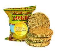 Хлебцы Самарские Пшенично-кукурузные