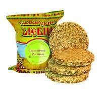 Хлебцы Самарские Пшенично-ржаные