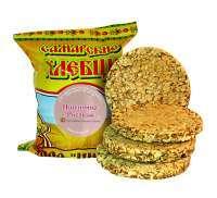 Хлебцы Самарские Пшенично-рисовые