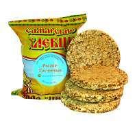 Хлебцы Самарские Рисово-Гречневые