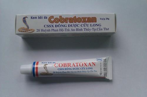 Кобратокс (кобратоксан, сobratox, cobratoxan)