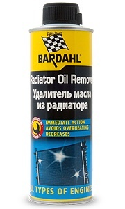 Bardahl Radiator Oil Remover (300 ml) (art: 4020)
