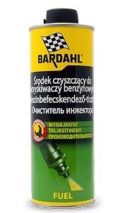Bardahl Fuel Injector Cleaner (500 мл.)
