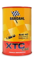 Bardahl XTC C60 5W-40 (1 л.)