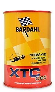 Bardahl XTC C60 10W-40 (1 л.)