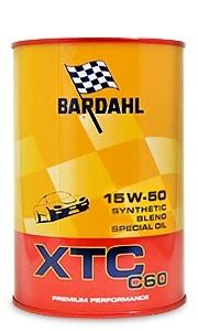 Bardahl XTC C60 15W-50 (1 л.)