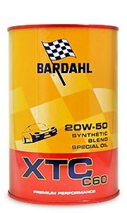 Bardahl XTC C60 20W-50 (1 л.)