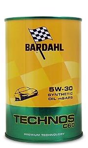 Bardahl Technos C60 5W-30 (1 л.)