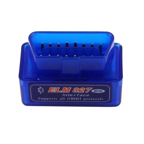 ELM327 OBD2 1.5 Bluetooth Mini BLUE