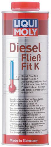 Liqui Moly Diesel Fliess-Fit K — Дизельный антигель концентрат (1 л) (art: 1878)