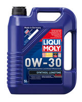 Liqui Moly Synthoil Longtime Plus 0W-30 — Синтетическое моторное масло (5 л) (art: 1151)