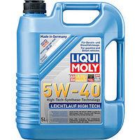 Liqui Moly Leichtlauf High Tech 5W-40 — НС-синтетическое моторное масло (5 л) (art: 8029)