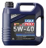 Liqui Moly Optimal Synth 5W-40 — НС-синтетическое моторное масло (4 л) (art: 3926)
