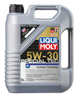 Liqui Moly Special Tec F 5W-30 — НС-синтетическое моторное масло (5 л) (art: 8064)