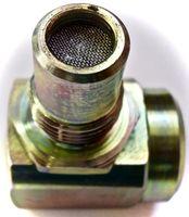 Обманка лямбда-зонда (датчика кислорода) механическая-угловая (евро 5)