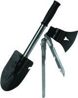 Набор предметов (нож, пила, лопата, топор) Zipower PM4238