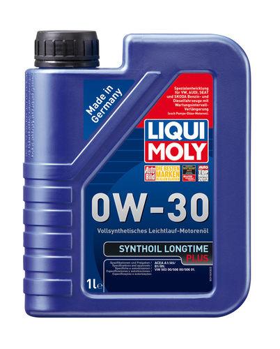 Liqui Moly Synthoil Longtime Plus 0W-30 — Синтетическое моторное масло (1 л) (art: 1150)