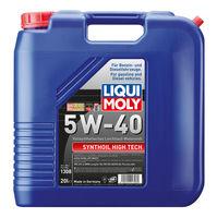 Liqui Moly Synthoil High Tech 5W-40 — Синтетическое моторное масло (20 л) (art: 1308)