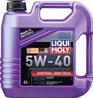 Liqui Moly Synthoil High Tech 5W-40 — Синтетическое моторное масло (4 л) (art: 1915)