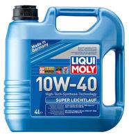 Liqui Moly Super Leichtlauf 10W-40 — НС-синтетическое моторное масло (4 л) (art: 1916)