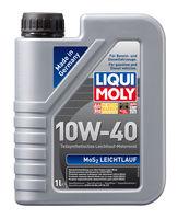 Liqui Moly MoS2 Leichtlauf 10W-40 — Полусинтетическое моторное масло (1 л) (art: 1930)
