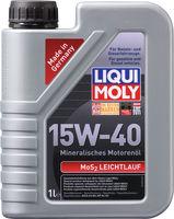 Liqui Moly MoS2 Leichtlauf 15W-40 — Минеральное моторное масло (1 л) (art: 1932)
