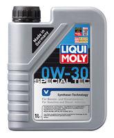 Liqui Moly Special Tec V 0W-30 — НС-синтетическое моторное масло (1 л) (art: 2852)