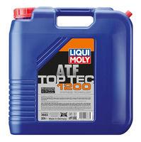 Liqui Moly Top Tec ATF 1200 — НС-синтетическое трансмиссионное масло для АКПП (20 л) (art: 3683)