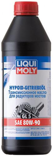 Liqui Moly Hypoid-Getriebeoil 80W-90 — Минеральное трансмиссионное масло (1 л) (art: 3924)