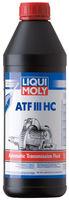 Liqui Moly ATF III HC — НС-синтетическое трансмиссионное масло для АКПП (1 л) (art: 3946)