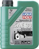 Liqui Moly Rasenmaher-Oil 30 — Минеральное моторное масло для газонокосилок (1 л) (art: 3991)