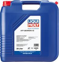Liqui Moly ATF Dexron II D — Минеральное трансмиссионное масло для АКПП (20 л) (art: 4424)