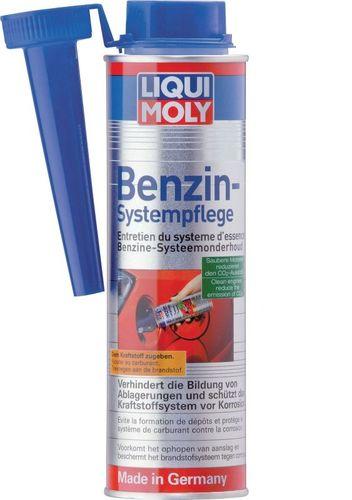 Liqui Moly Benzin-System-Pflege — Присадка для ухода за бензиновой системой впрыска (0.3 л) (art: 5108)