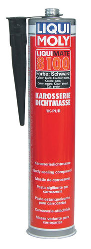 Liqui Moly Liquimate 8100 1K-PUR schwarz — Клей-герметик (черный) (0.31 л) (art: 6146)