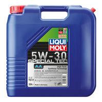 Liqui Moly Special Tec AA 5W-30 — НС-синтетическое моторное масло (20 л) (art: 7517)
