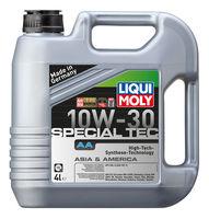 Liqui Moly Special Tec AA 10W-30 — НС-синтетическое моторное масло (4 л) (art: 7524)
