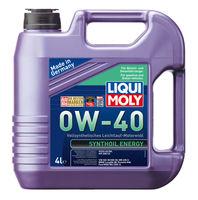 Liqui Moly Synthoil Energy 0W-40 — Синтетическое моторное масло (4 л) (art: 7536)