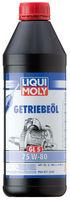 Liqui Moly Getriebeoil 75W-80 — Полусинтетическое трансмиссионное масло (1 л) (art: 7619)
