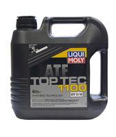 Liqui Moly Top Tec ATF 1100 — НС-синтетическое трансмиссионное масло для АКПП (4 л) (art: 7627)