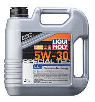 Liqui Moly Special Tec LL 5W-30 — НС-синтетическое моторное масло (4 л) (art: 7654)