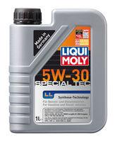 Liqui Moly Special Tec LL 5W-30 — НС-синтетическое моторное масло (1 л) (art: 8054)