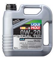 Liqui Moly Special Tec AA 0W-20 — НС-синтетическое моторное масло (4 л) (art: 8066)