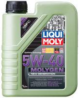 Liqui Moly Molygen New Generation 5W-40 — НС-синтетическое моторное масло (1 л) (art: 9053)