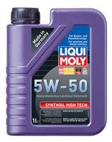 Liqui Moly Synthoil High Tech 5W-50 — Синтетическое моторное масло (1 л) (art: 9066)