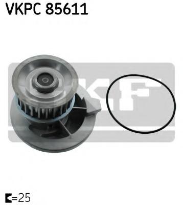 Водяная помпа SKF VKPC85611
