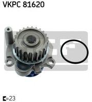 Водяная помпа SKF VKPC81620