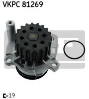 Водяная помпа SKF VKPC81269
