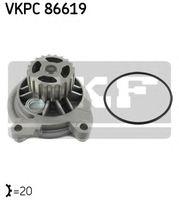 Водяная помпа SKF VKPC86619