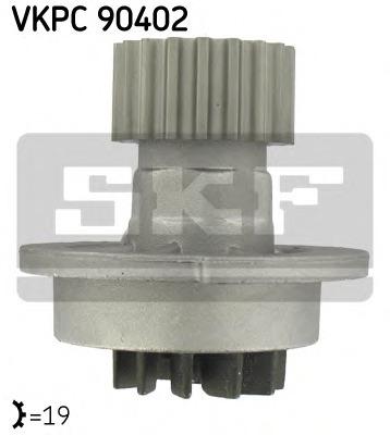 Водяная помпа SKF VKPC90402